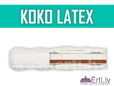 Koko Latex – наматрасник на любой вкус