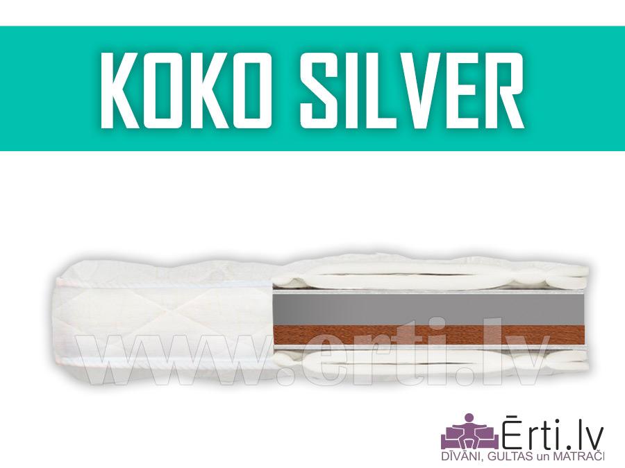 Koko Silver – двухсторонний наматрасник на любой вкус