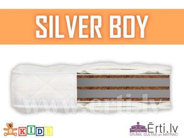 Silver Boy – Гипоаллергенный Детский Матрас С Кокосом