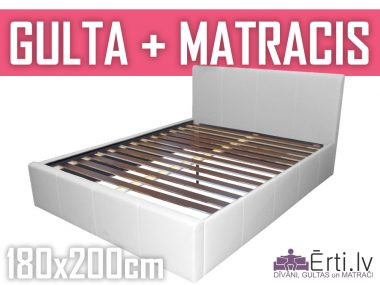 Ella + матрас 180×200