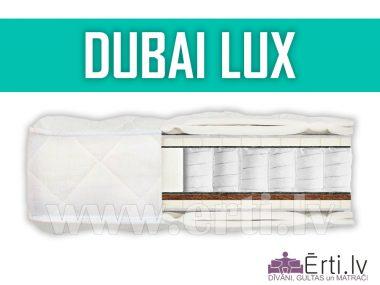 Dubai LUX – Мягкий матрас с латексом и кокосовой койрой