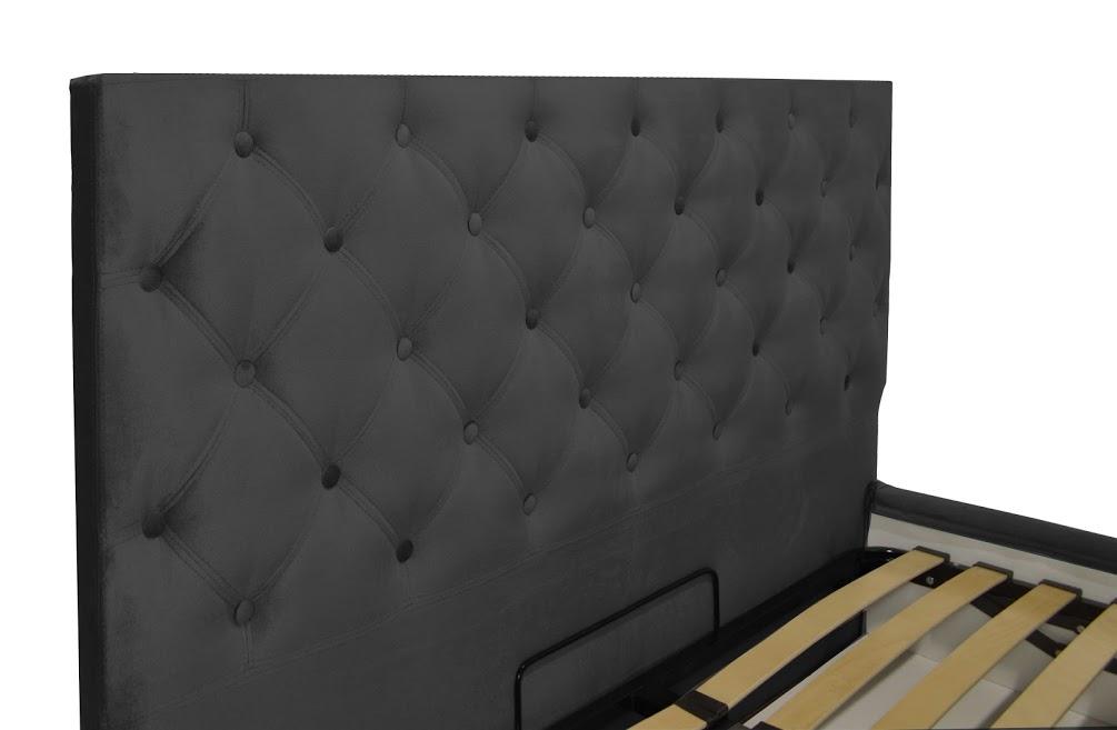 Gulta Coventry plus ar veļaskasti + matracis 160x200cm
