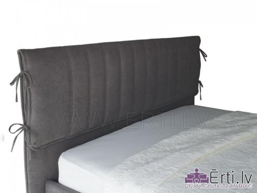 Gulta MONTI – Auduma gulta ar veļas kasti