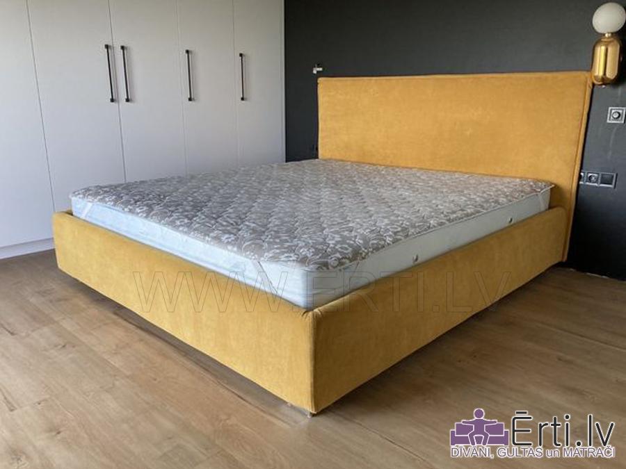 Gulta PROMO – Auduma gulta ar veļas kasti