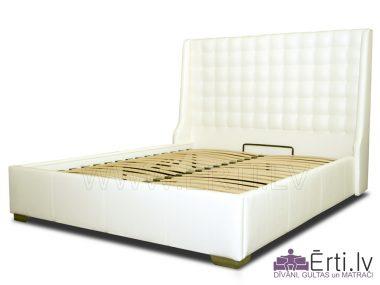 Gulta MEDINA – Auduma gulta ar veļas kasti